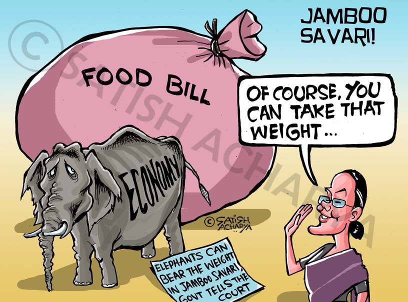 Indian_Economy_Food_Security_Bill