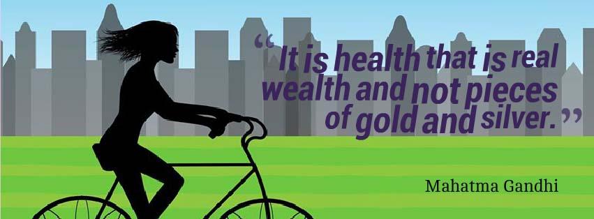 Gandhi_Health